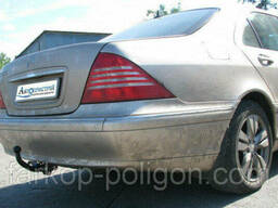 Фаркоп Mercedes S-Class (W220) с 1998-2005 г.