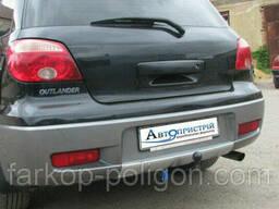 Фаркоп Mitsubishi Outlander с 2003-2006 г.