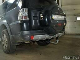 Фаркоп Mitsubishi Pajero Wagon 4