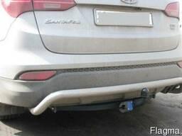 Фаркоп на Hyundai Santa Fe, Фаркоп Хюндай Сантафе