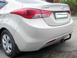 Фаркоп на Хюндай Елантра, Фаркоп Hyundai Elantra, (с 2011-)