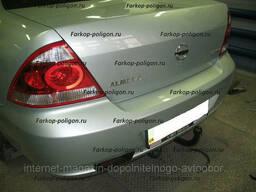 Фаркоп Nissan Almera Classic с 2006 г.