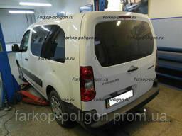 Фаркоп Peugeot Partner Long (удлин. ) с 2008-2012 г.