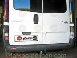 Фаркоп Renault Trafic c 2001-2014 г.