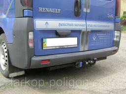 Фаркоп Renault Trafic с 2002 г. (торцевой)