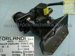Фаркоп сцепное устройство V. Orlandi. палец 50 мм, тандем