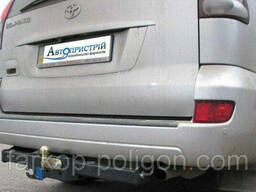 Фаркоп Toyota Land Cruiser J120/J125 с 2002-2009 г. .. .