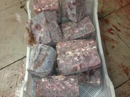 Фарш говяжий на корм собакам(животным)