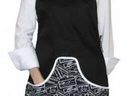 Фартук-халат для клининга, купить униформу для горничной
