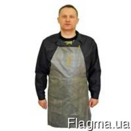 Фартук химстойкий, спецодежда, рабочая одежда.