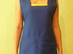 Фартук-накидка, униформа для продавцов