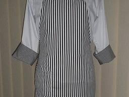 Фартук официанта бармена пошив поварской одежды