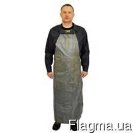 Фартук химзащиты ОЗК, длинный, каладрованная ткань