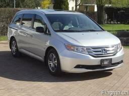 Фары бампер капот Разборка Honda Odyssey 2013-2014 б\у