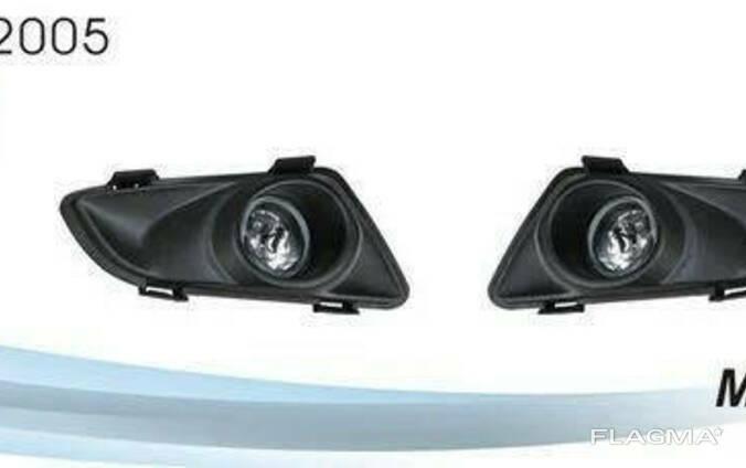 Фары дополнительные модель Mazda 6 2003-05 MZ-056W. ..