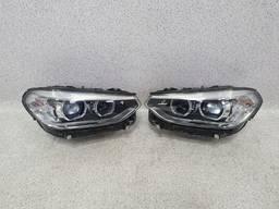 Фары комплектные левая/правая (LED) BMW X3 G01, X4 G02