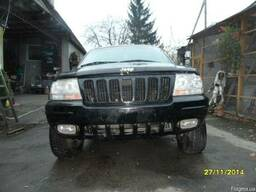 Фары Крыло Бампер Капот Запчасти Jeep Grand Cherokee WJ