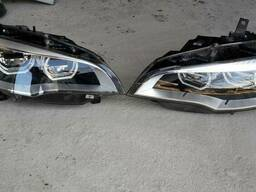 Фары оптика, фара левая, правая на BMW X6 E71 (БМВ X6 E71)