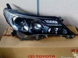 Фары Toyota RAV4 2013-2016 г. в. фара Тойота Рав 4