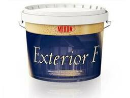 Фасадная акрил-латексная краска Mixon Exterior F, 2.5 л