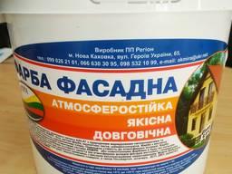 """Фасадная акриловая краска """"Акмира"""" белая"""