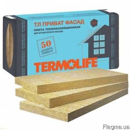 Фасадная минвата 135кг/м3 Термолаиф / 10см