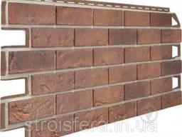 Фасадная панель VOX Solid Brick Bristol 1х0, 42 м