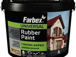 Фасадная (резиновая) краска для крыш, шифера, ондулина 12кг