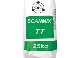 Фасадная стартовая шпаклёвка Scanmix ТТ : 25 кг