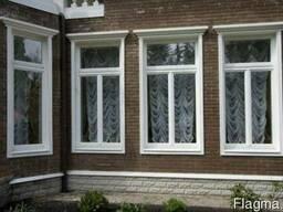 Фасадный декор, лепнина из пенопласта с покрытием