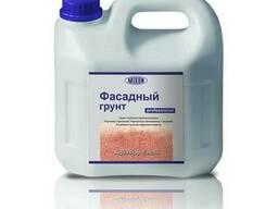 Фасадный грунт влагоизолятор Mixon Аквастоп Ф, 3 л