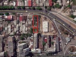 Фасадный участок земли 10 соток на ул. Разумовского