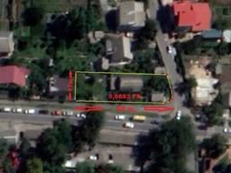 Фасадный участок земли 9 соток на ул. Вавилова