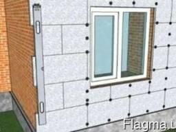 Фасадный утеплитель пенопласт цена