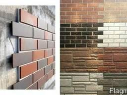 Фасадные панели и отделочные элементы.