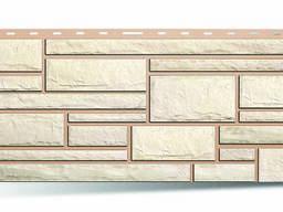 Фасадные панели, камень белый Альта-Профиль в Мариуполе