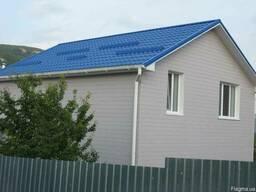 Фасадные плиты по технологии с утеплителем