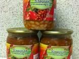 Фасоль в томатном соусе, 530 г - фото 1