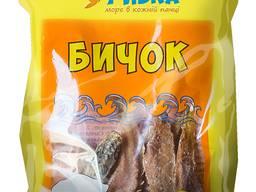 Фасовані рибні снеки ТМ Царська рибка Бичок 18 г / 30 г