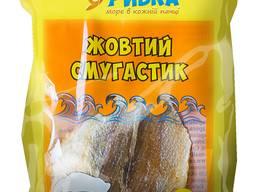Фасовані рибні снеки ТМ Царська рибка Жовтий смугастик 18 г / 36 г