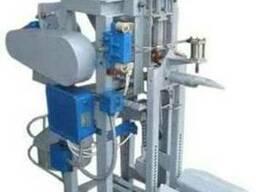 Фасовочная станция (дозатор) сыпучих материалов
