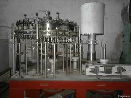 Фасовочно укупорочная машина ВРБ-3