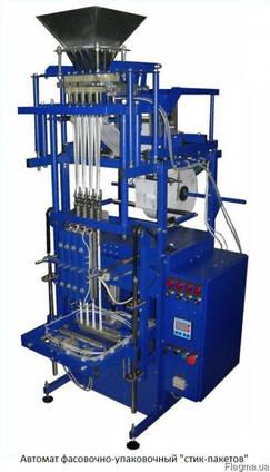 Фасовочный автомат для упаковки в стик-пакеты АФ-120-ОМ