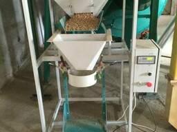 Фасовочный полуавтомат для пеллеты