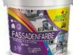Fassadenfarbe краска фасадная - 1,1 кг