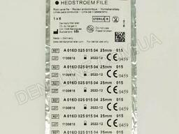 Ручные файлы H-File Ready Steel - Стерильные (Dentsply Maillefer)