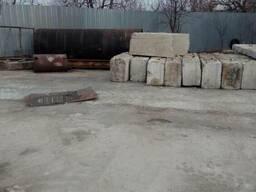 ФБС-5 - фундаментные блоки , 9 шт , г. Ирпень Дорожные плит - фото 2