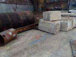 ФБС-5 - фундаментные блоки , 9 шт , г. Ирпень Дорожные плит - фото 3