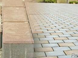Тротуарная плитка фем брукивка 200х100х40