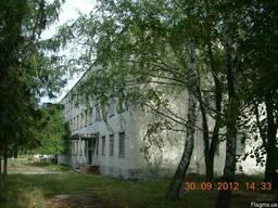 Ферма в комплексе с жилыми и производственными помещениями